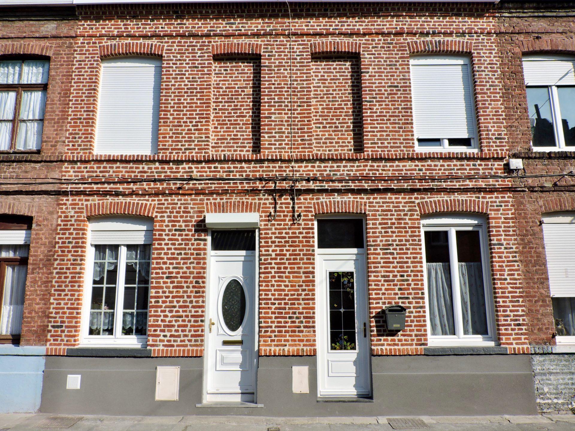 Couleur Façade Maison Ancienne boterdael ravalement de façades sur les hauts de france